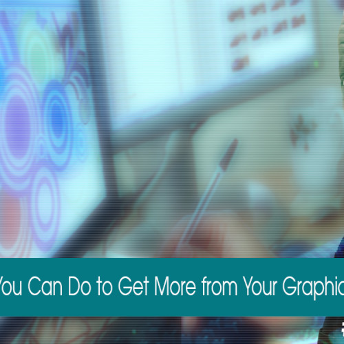 7 Things You Can Do to Get More from Your Graphic Designer- J. Richard Byrd