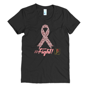 Breast Cancer Awareness Fight Women's T-Shirts